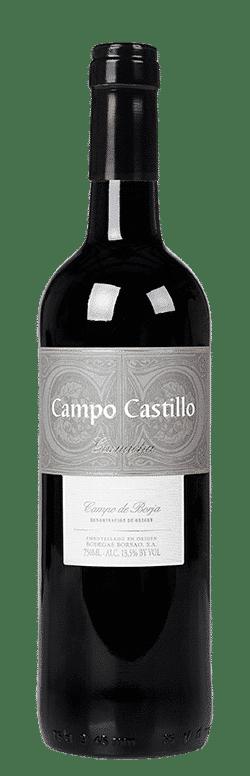 Campo Castillo red wine garnacha